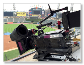 Video and film camera rentals and equipment are provided by Fresh Coast Production Resources in Milwaukee, Chicago, Madison and Green Bay.